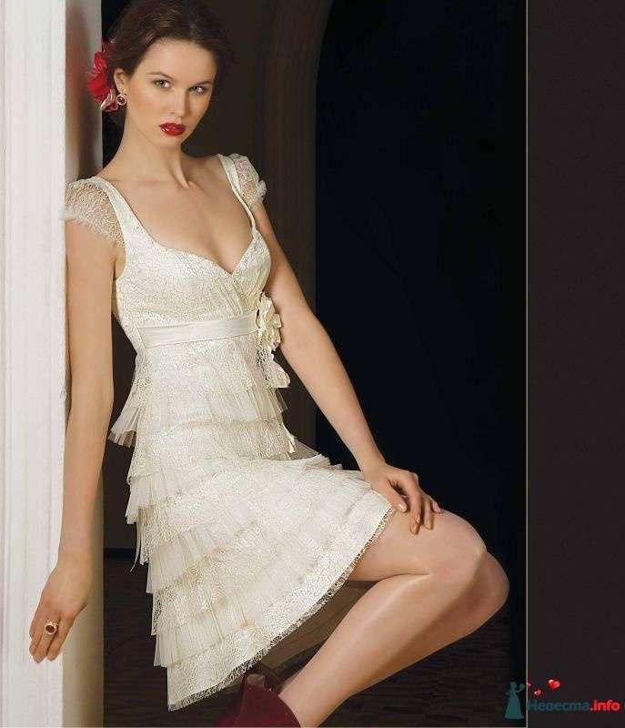"""Свадебное платье """"Элисс"""" 17.000 руб. - фото 342857 Невеста01"""