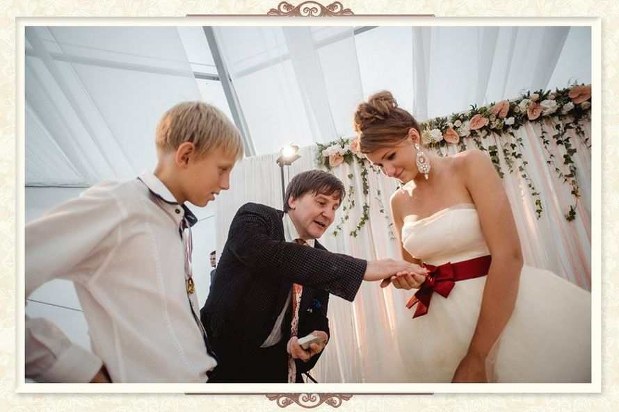 Фото 8905796 в коллекции Игорь и Вероника - Мастерская свадеб - организаторы