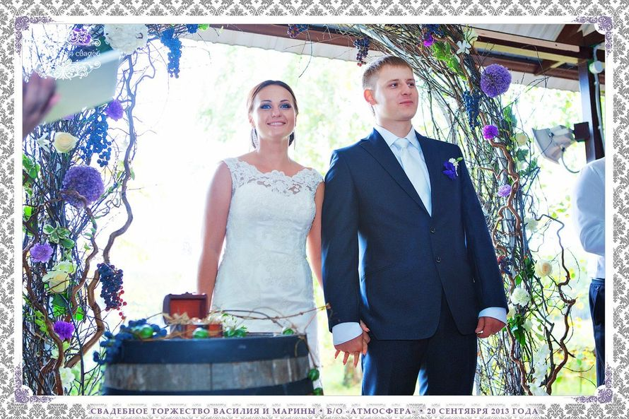 Фото 8905868 в коллекции Василий и Марина - Мастерская свадеб - организаторы