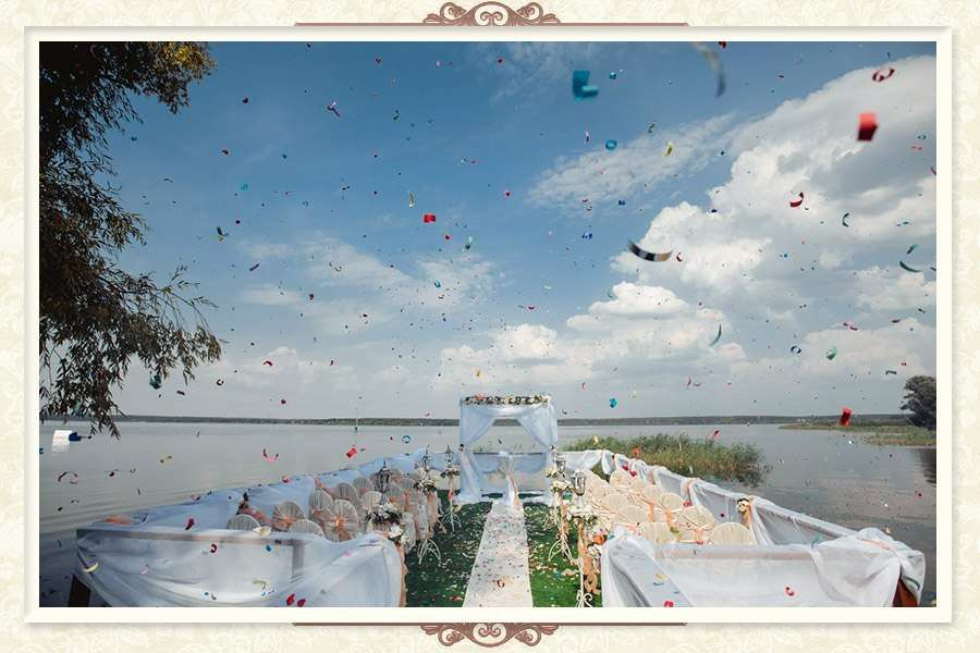 Фото 8905922 в коллекции Игорь и Вероника - Мастерская свадеб - организаторы