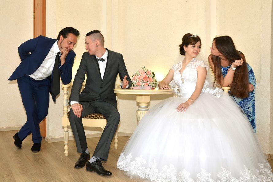 Фото 13536488 в коллекции Свадебное фото - Видеограф Андрей Шалданов