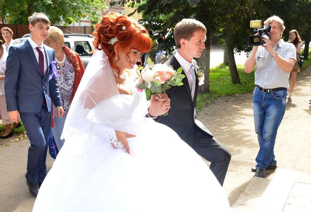 Фото 13538066 в коллекции Свадебное фото - Видеограф Андрей Шалданов