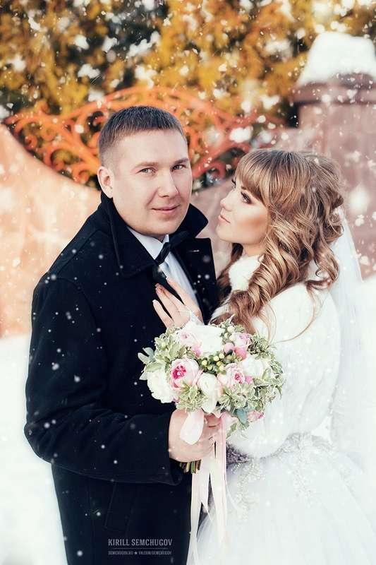 Свадьба Татьяны и Олега - фото 13495436 Фотограф Кирилл Семчугов