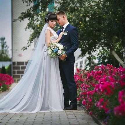 Фотосъемка свадебного дня до первого танца