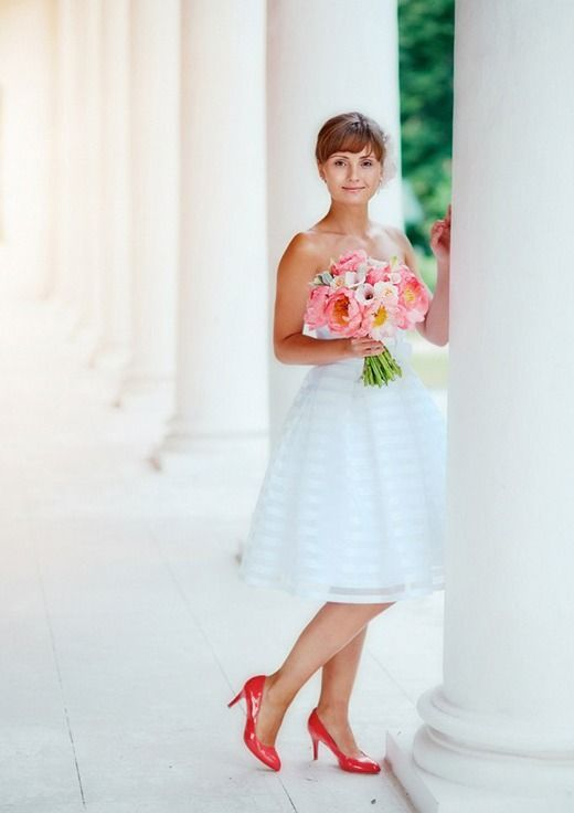 Фото 10411514 в коллекции Real bride - Стилист-визажист Анна Мордвинцева
