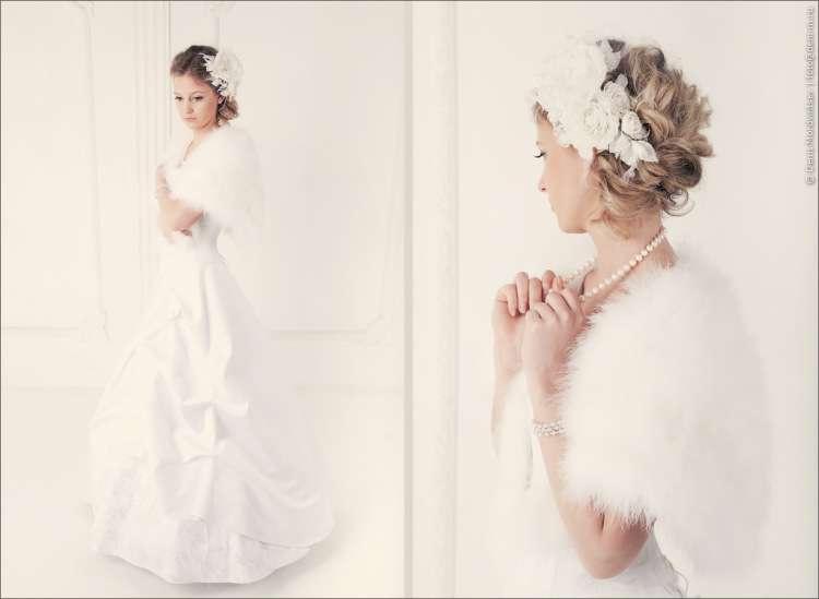 Фото 10411548 в коллекции Real bride - Стилист-визажист Анна Мордвинцева