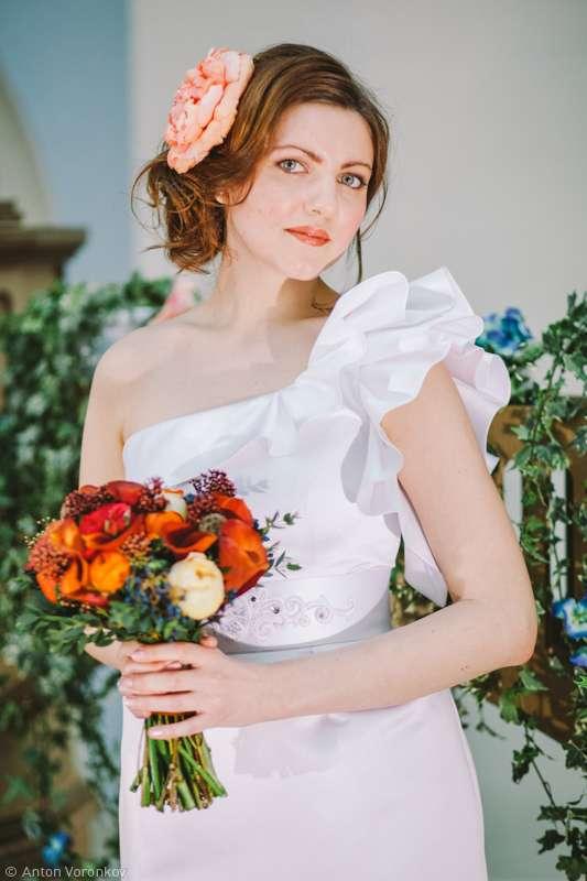 Фото 10411576 в коллекции Real bride - Стилист-визажист Анна Мордвинцева
