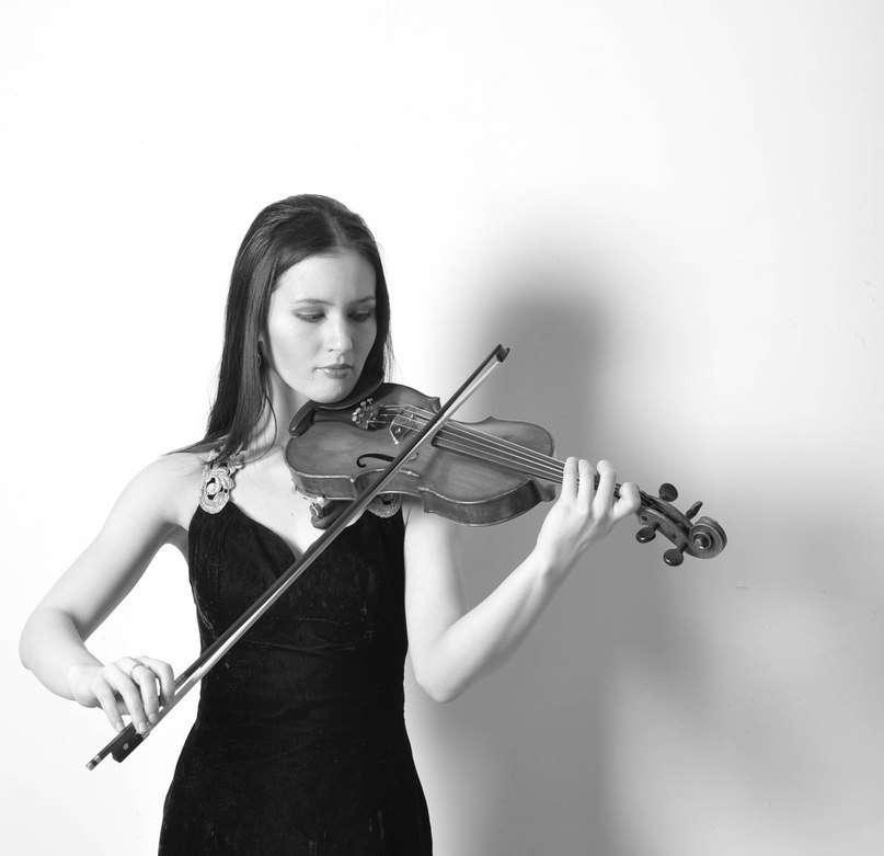 Фото 9385806 в коллекции Фотосессия - Скрипичное соло Ekaterina Grand