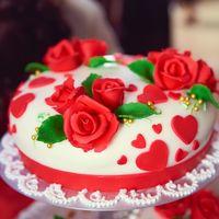 """И торт """"красный"""""""