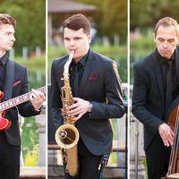 Выступление джазовой группы, 90 мин.