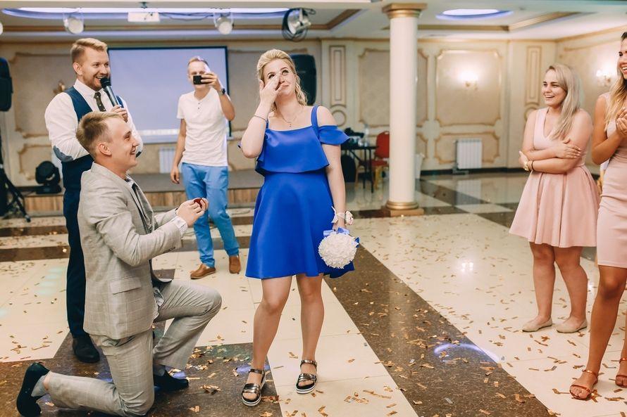 Ведущий на свадьбу - фото 18070622 Ведущий Большаков Илья