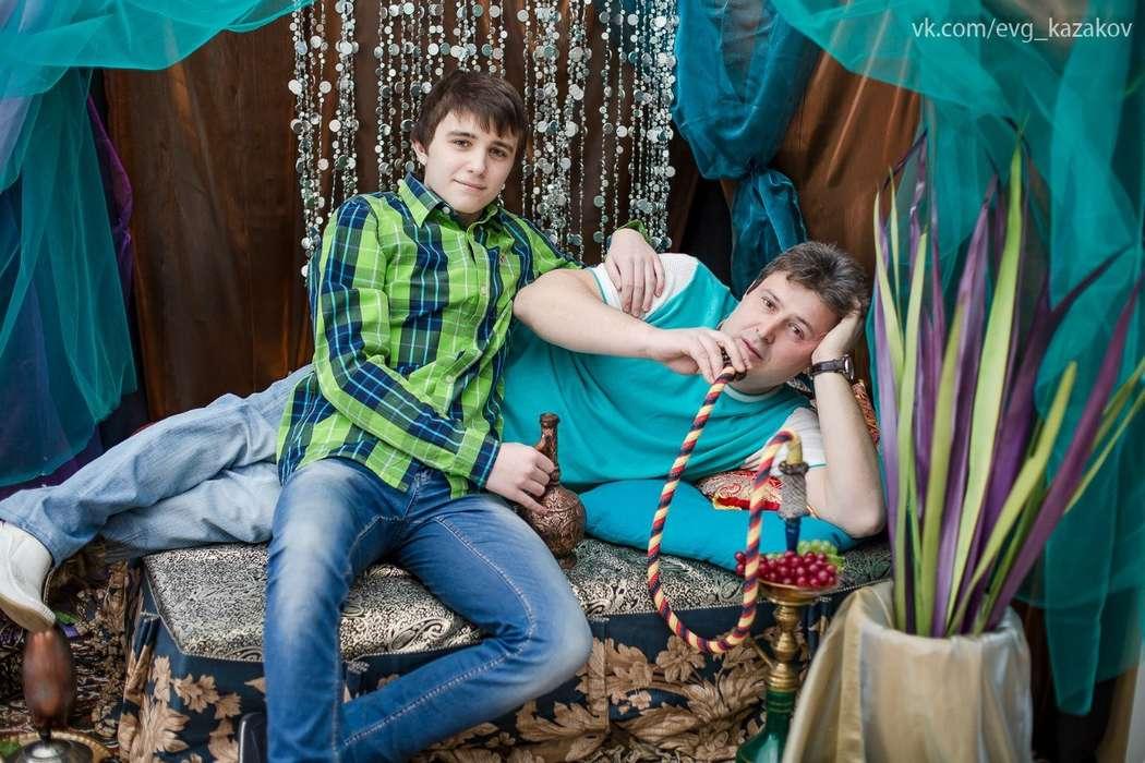 Катя ,Витя и Влад. Фотостудия CHIBELEK. фотограф Казаков Евгений. - фото 7928508 Казакова Ирина - видеограф