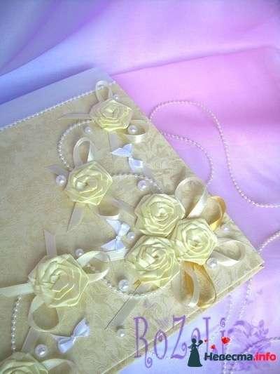3 - фото 282785 Аксессуары для свадьбы от rozali