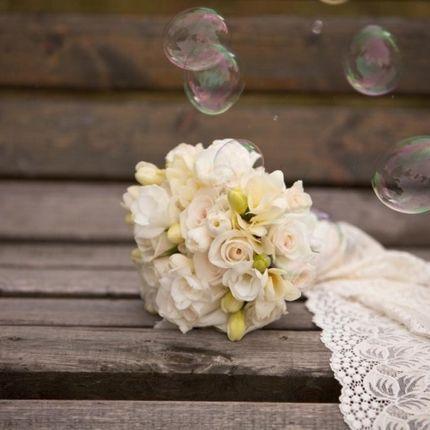 Комплексное флористическое оформление свадьбы
