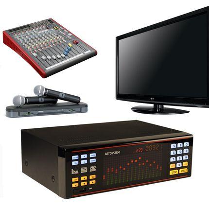 Профессиональное караоке и услуги звукорежиссера