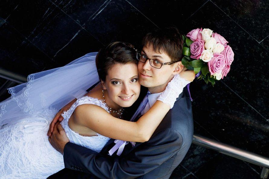 Анюта и Артем!Счастья вам безграничного!!) - фото 4121203 Студия свадебного танца «Contrast»