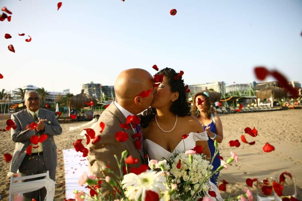 Фото 7126178 в коллекции Свадьбы в Турции - Свадебноe агентство Wedding City Antalya
