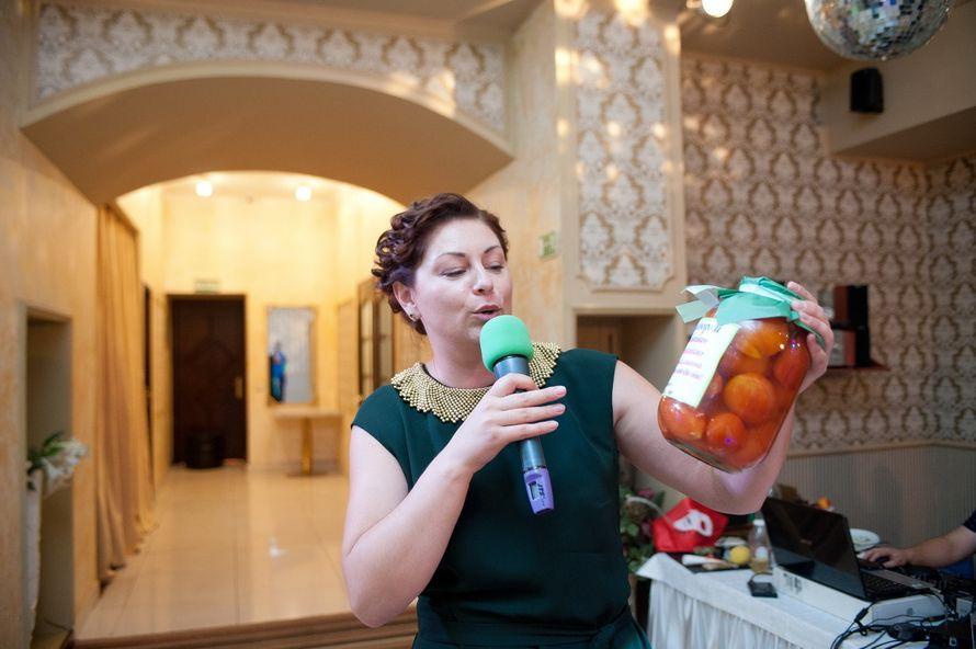 Тещино производство - самое вкусное!))  Фото Егор Шалыгин - фото 12890598 Ведущая Лариса Кривошлык