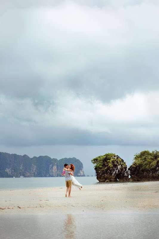 Фото 8200282 в коллекции Love Story. Краби, Тайланд - Фотограф Нелли Каревская