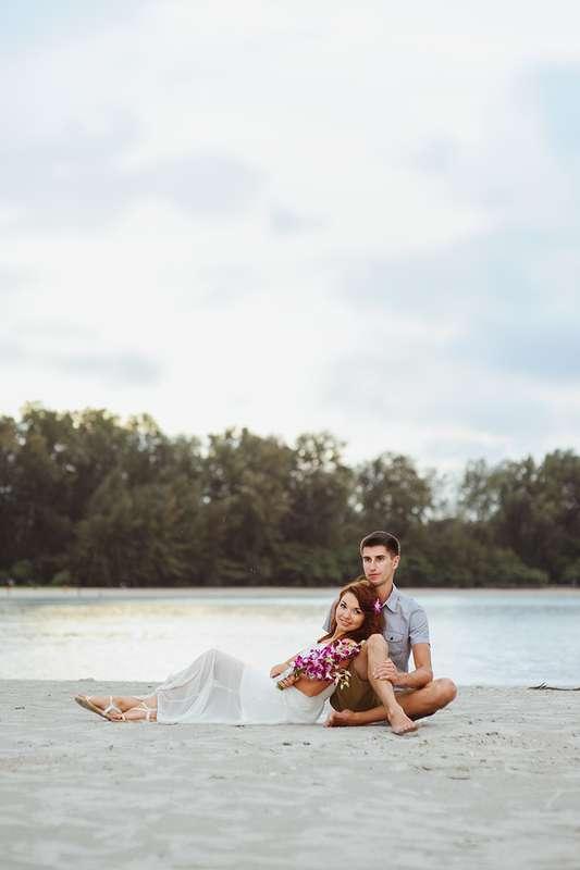 Фото 8200302 в коллекции Love Story. Краби, Тайланд - Фотограф Нелли Каревская