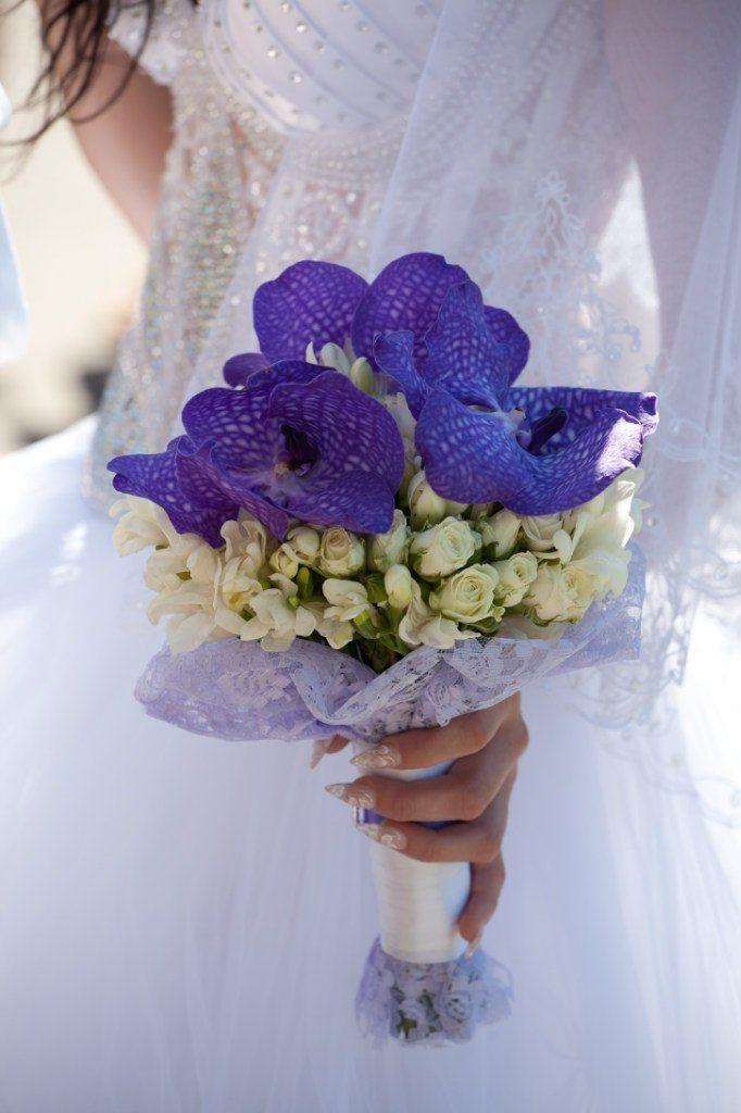"""Фото 7424132 в коллекции Букет невесты - Студия флористики и декора """"Праздничная мозаика"""""""