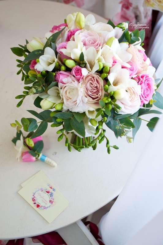 """Фото 14112460 в коллекции Букет невесты - Студия флористики и декора """"Праздничная мозаика"""""""