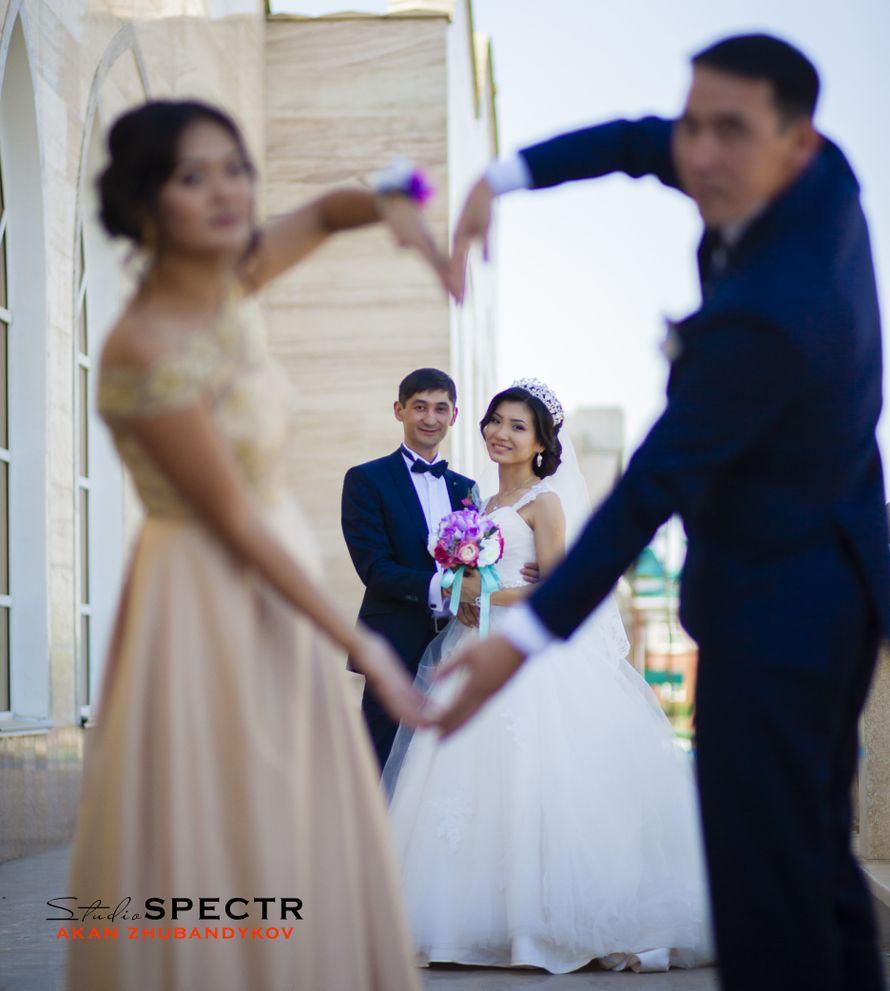 Фото 7866040 в коллекции Свадебные фото - Фотограф Акан Жуба
