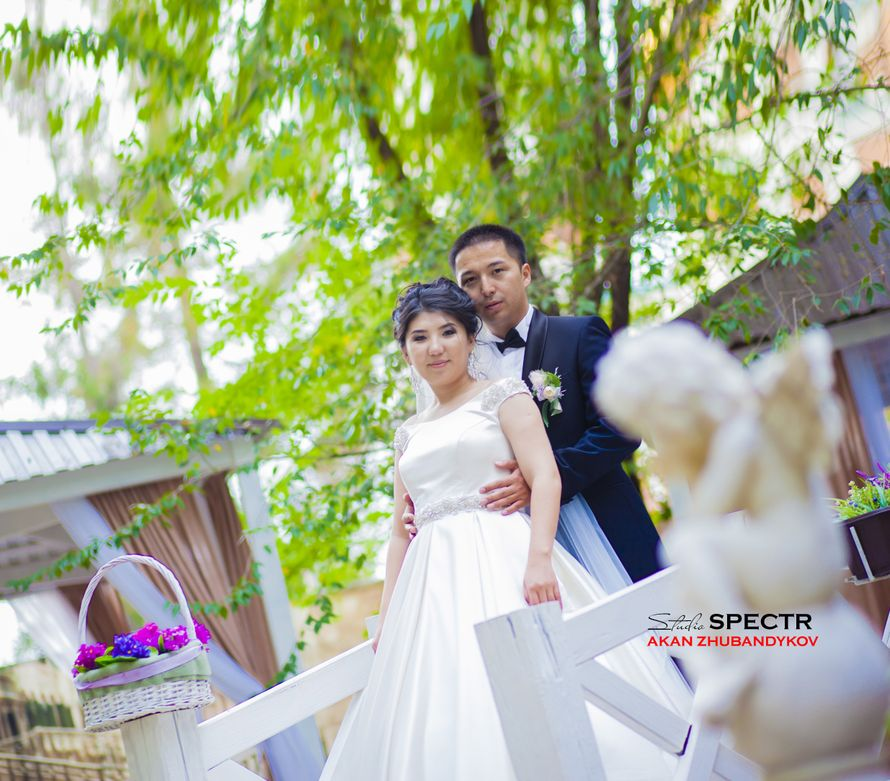 Фото 7866050 в коллекции Свадебные фото - Фотограф Акан Жуба