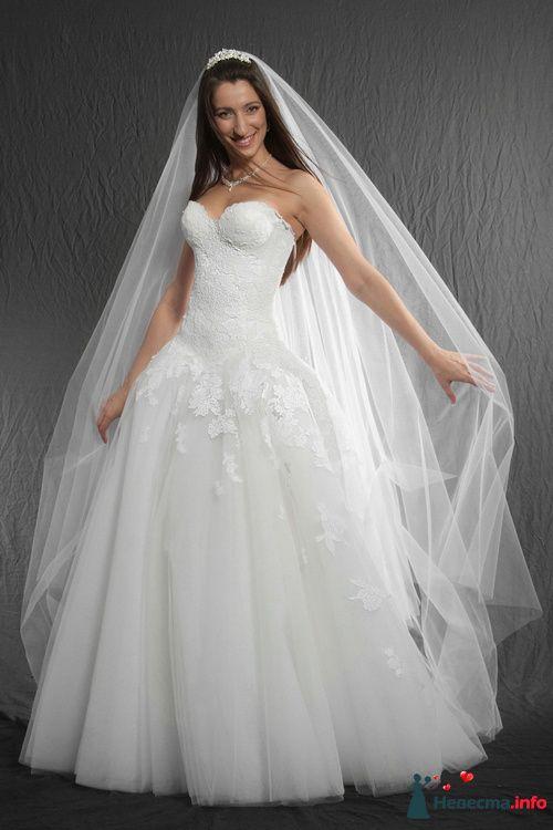 """Роскошное традиционное платье - фото 85849 Арт-Ателье """"Костюмер"""""""
