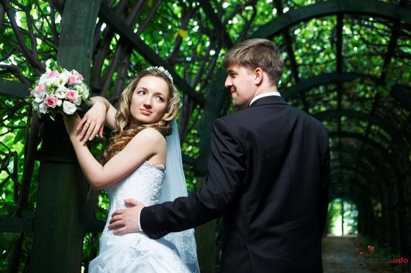 Фото 63013 в коллекции Наша самая счастливая свадьба ))