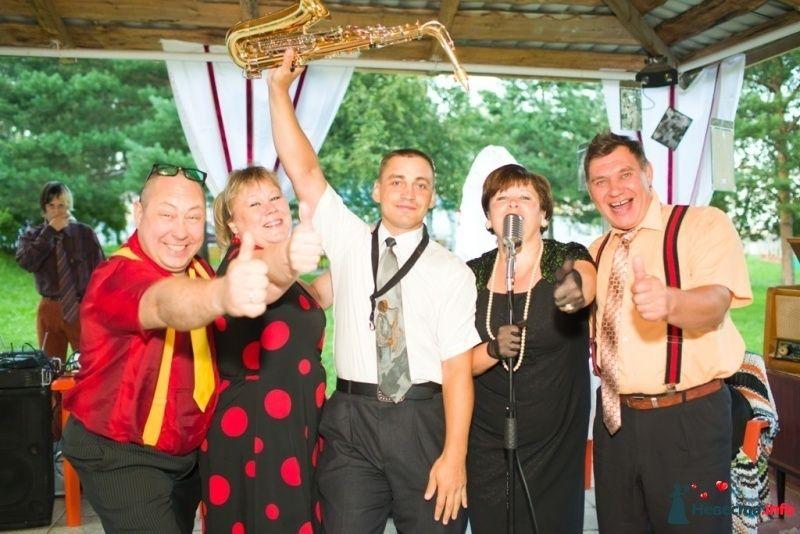 саксофонист на свадьбу Павел Тонкушин - фото 317750 Саксофонист Вячеслав Ноткин