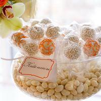 Корпоратив Сибирской Сервисной Компании (ССК) на 200 человек. Все сладости выполнены в корпоративных цветах заказчика.