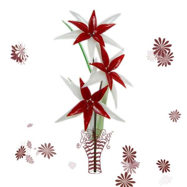 Фото 551742 в коллекции Цветы в стекле и из стекла - Flowers shop Магазин цветов и подарков