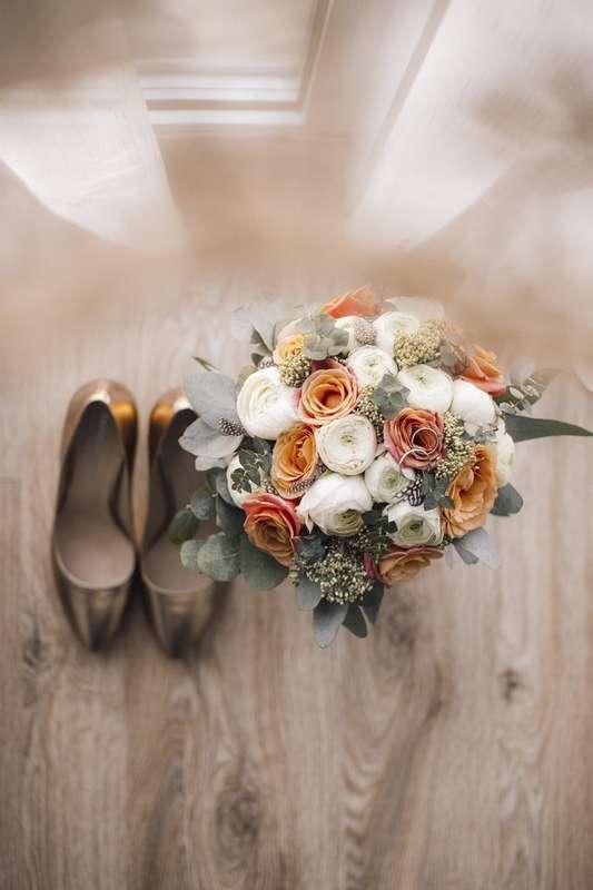 Букет для Яны - фото 16315670 Флорист-декоратор Дарья Мезенцева