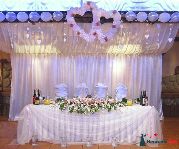 Фото 324321 в коллекции свадебное - Лепота - праздничное оформление