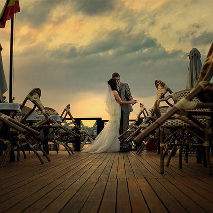 Свадебная фотосессия и фотокнига