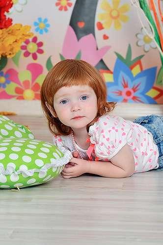 Детский фотограф в Краснодаре, семейный фотограф в Краснодаре, детская фотосессия в студии Краснодар - фото 1520919 Фотограф Юлия Стариченко