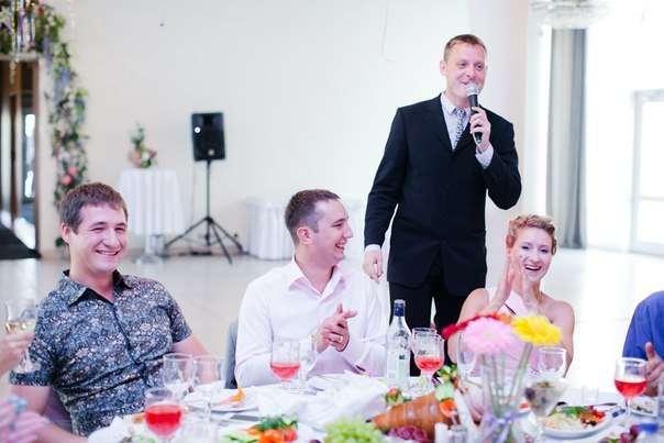 Ведущий на Свадьбу Сергей Кулиев - фото 10054636 Дуэт - ведущий Сергей Кулиев и DJ Андрей Маркьянов