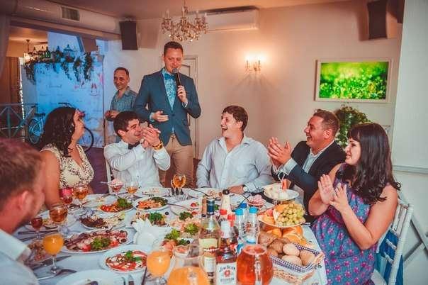 Ведущий на Свадьбу Сергей Кулиев - фото 10054642 Дуэт - ведущий Сергей Кулиев и DJ Андрей Маркьянов