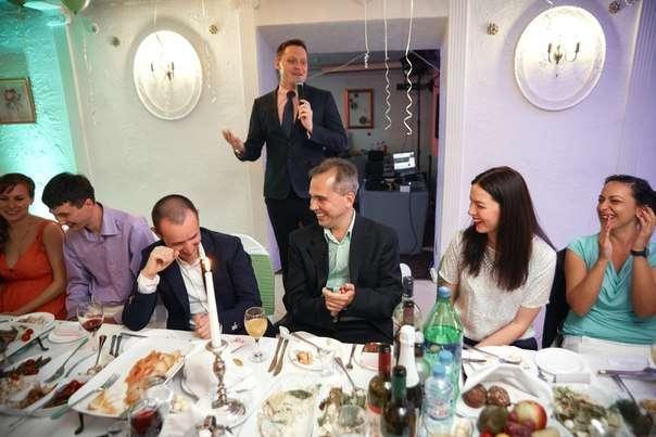Ведущий на Свадьбу Сергей Кулиев - фото 10054696 Дуэт - ведущий Сергей Кулиев и DJ Андрей Маркьянов