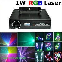 Полноцветное лазерное шоу
