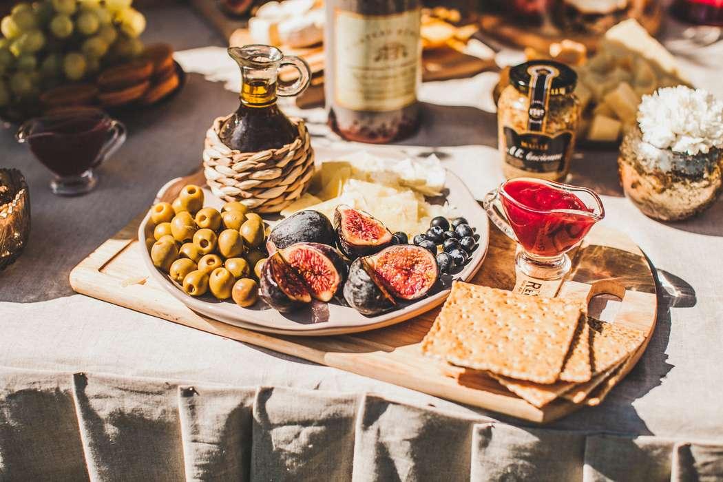 Сырный стол - фото 7381924 Фотограф Марина Назарова
