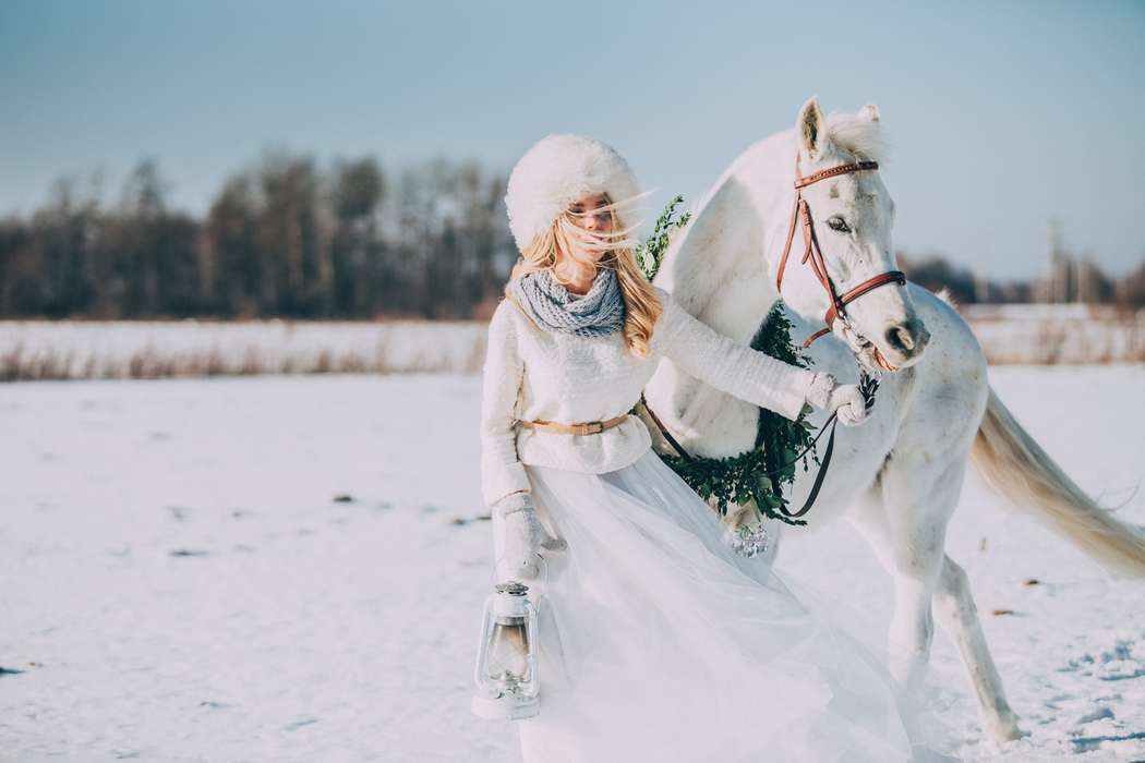Свадьба зимой. - фото 9864022 Фотограф Марина Назарова