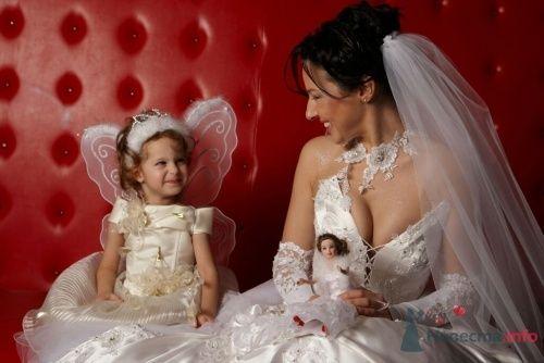Фото 23315 в коллекции наша свадьба - Эльмира