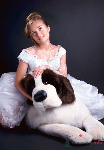 Свадебный Боди-арт - фото 46868 Свадебный стилист Анна Гельд