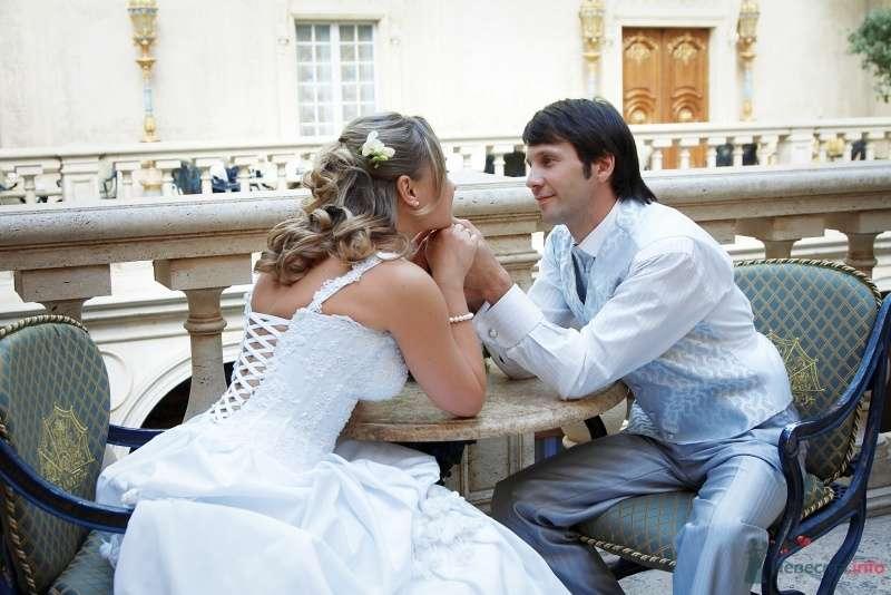 """Свадебная фотосессия в ресторане """"Турандот"""" - фото 46879 Свадебный стилист Анна Гельд"""