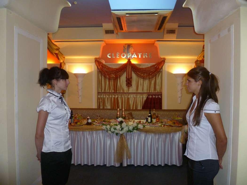 Вежливый персонал - фото 2213118 Ресторан Cleopatra