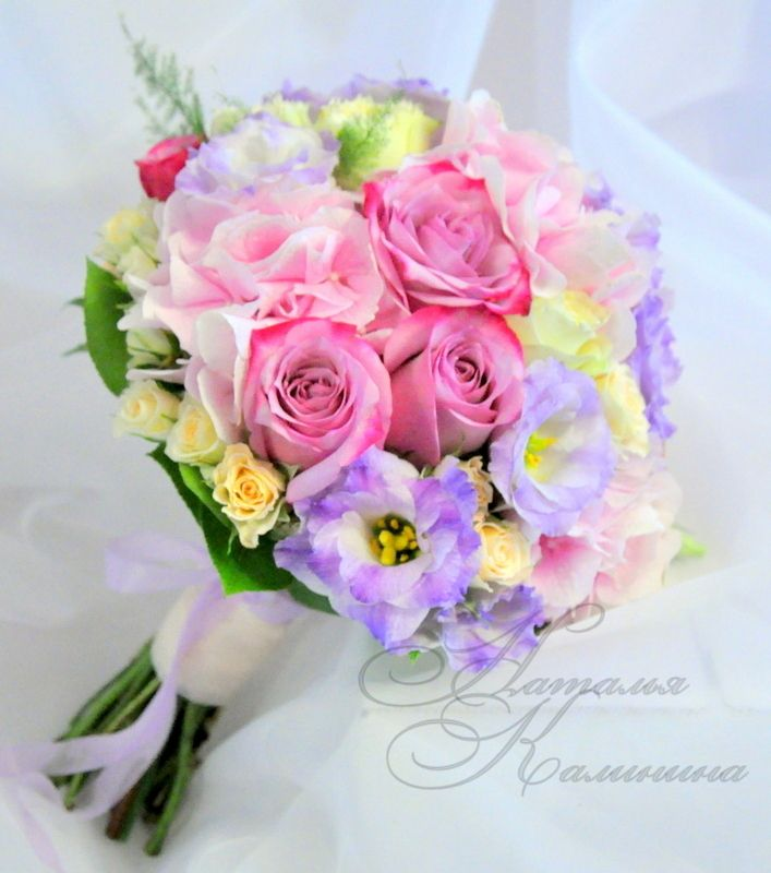 Фото 3540635 в коллекции Портфолио - Наталья Калинина (флорист-декоратор)