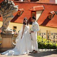 Пражские дворцовые сады