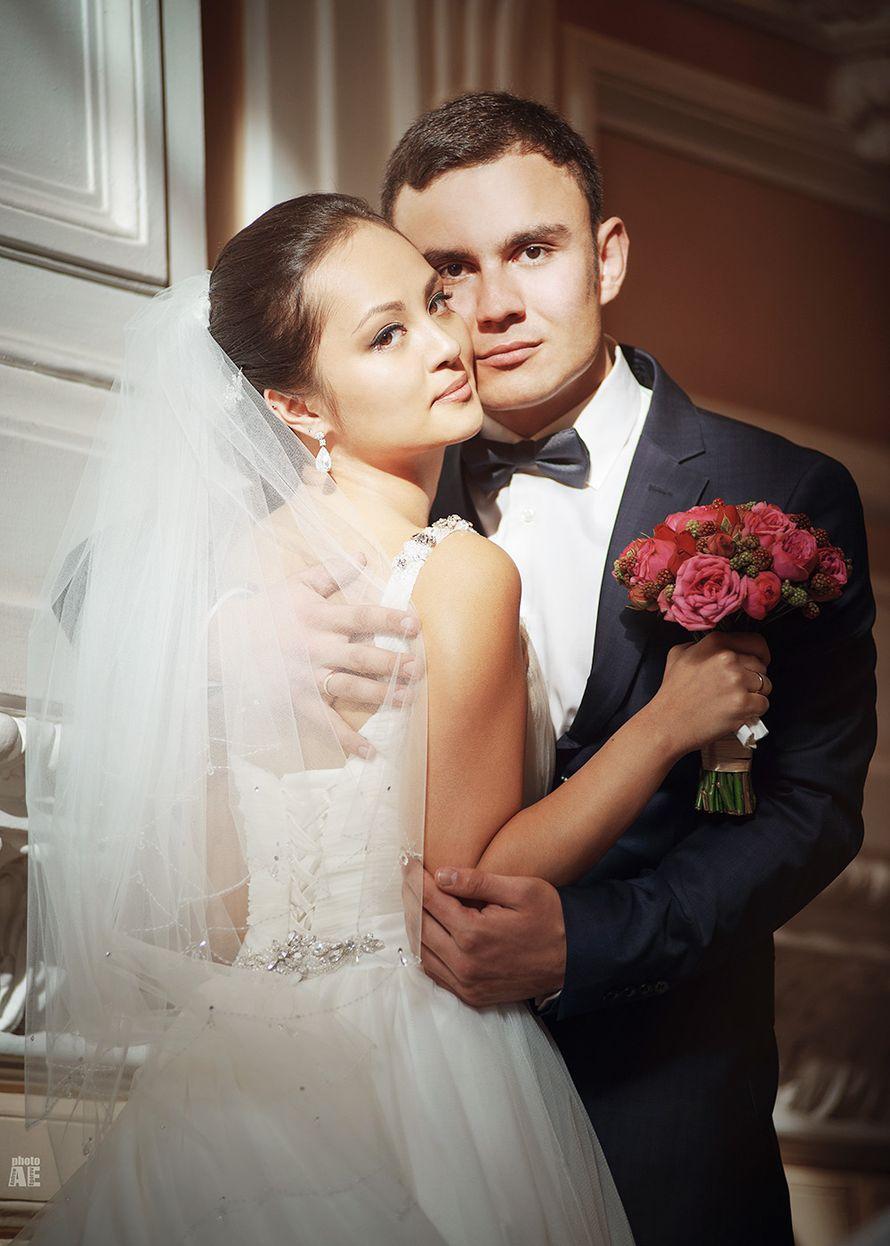 Фото 1339203 в коллекции Свадебное фото - Егоров Андрей фотограф